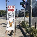 【皇居ラン】乾通り一般公開時のコース変更(規制)について【お花見】