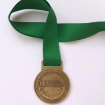 Hamburg Halbmarathon 2016 medal