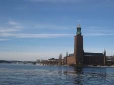 Wintry, wonderful Stockholm...