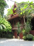 Jim Thompson House and Museum.