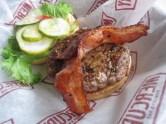 Mercury Burger and Bar.