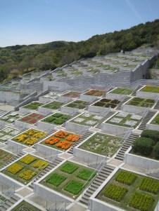 Yumebutai Gardens, Awaji Island.