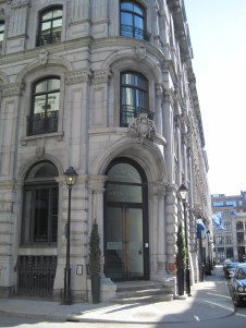 Hotel Gault, Old Montreal...