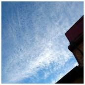 En himmel att stirra länge på!. Foto: I Berner