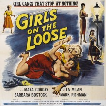 Girls on the Loose (1958)