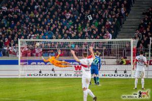 Didavis Zauberfuß leitet die Wende ein. Bild: © VfB-Bilder.de