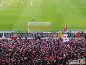 Viel hatte Bernd Leno nicht zu tun © Bild: VfB-Bilder.de
