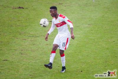 Machte den Unterschied: Carlos Mané. Bild © VfB-Bilder.de