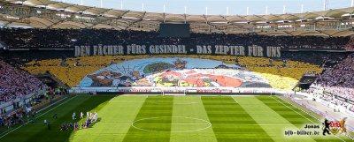 Fürs Liga-Zepter muss die Mannschaft noch ein wenig arbeiten. © VfB-Bilder.de