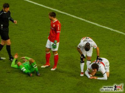 Es war eine Abwehrschlacht. Bild: © VfB-Bilder.de