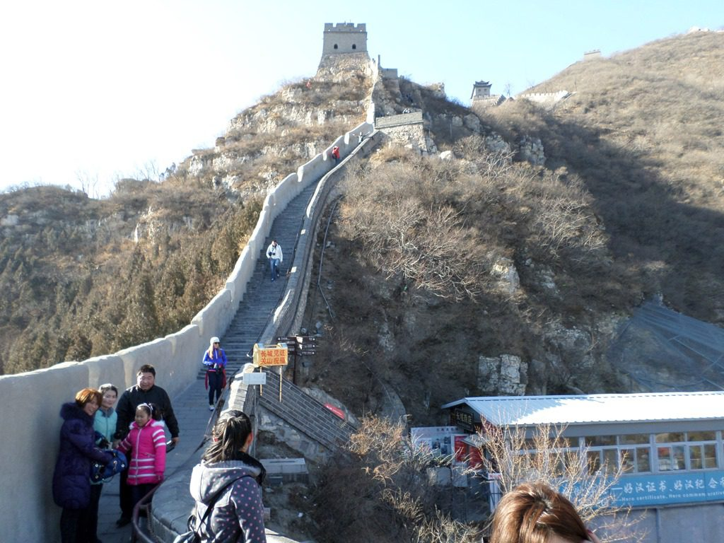 Great Wall Bucket List Check Off