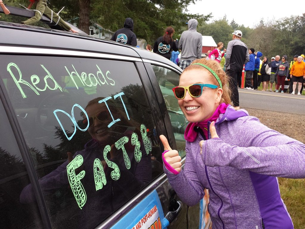 Hood To Coast Race Fun And Legs And Running