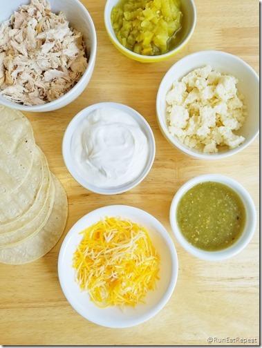 light sour cream enchiladas recipe
