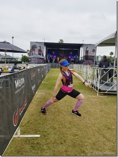 Rock N Roll San Diego Half Marathon results recap running blog run eat repeat