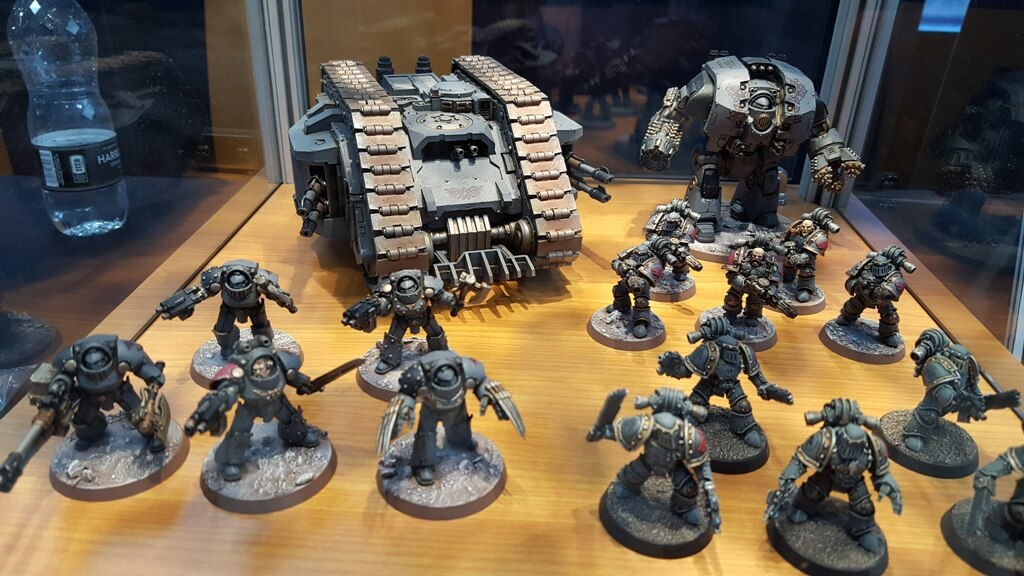 Forge World Open Day 2016 - Event Round Up