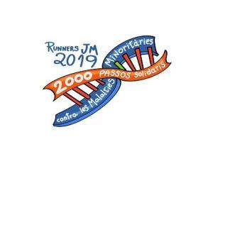 Logo Cursa solidària contra les malaties solidàries