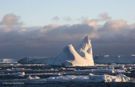 Iceberg in Ross Sea