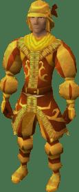 golden mining gloves the