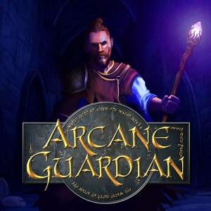 Arcane Guardian was funded on Kickstarter