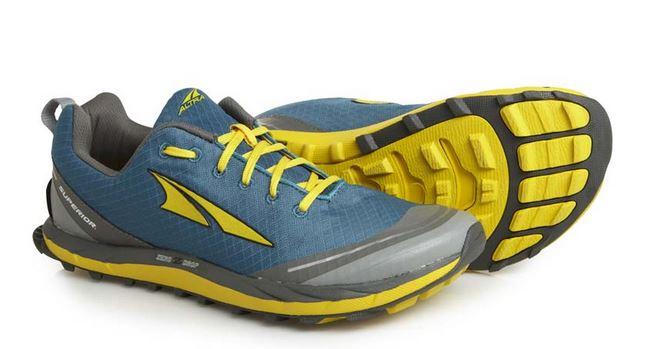 Test chaussures Altra Superior 2.0 | TrailPRO