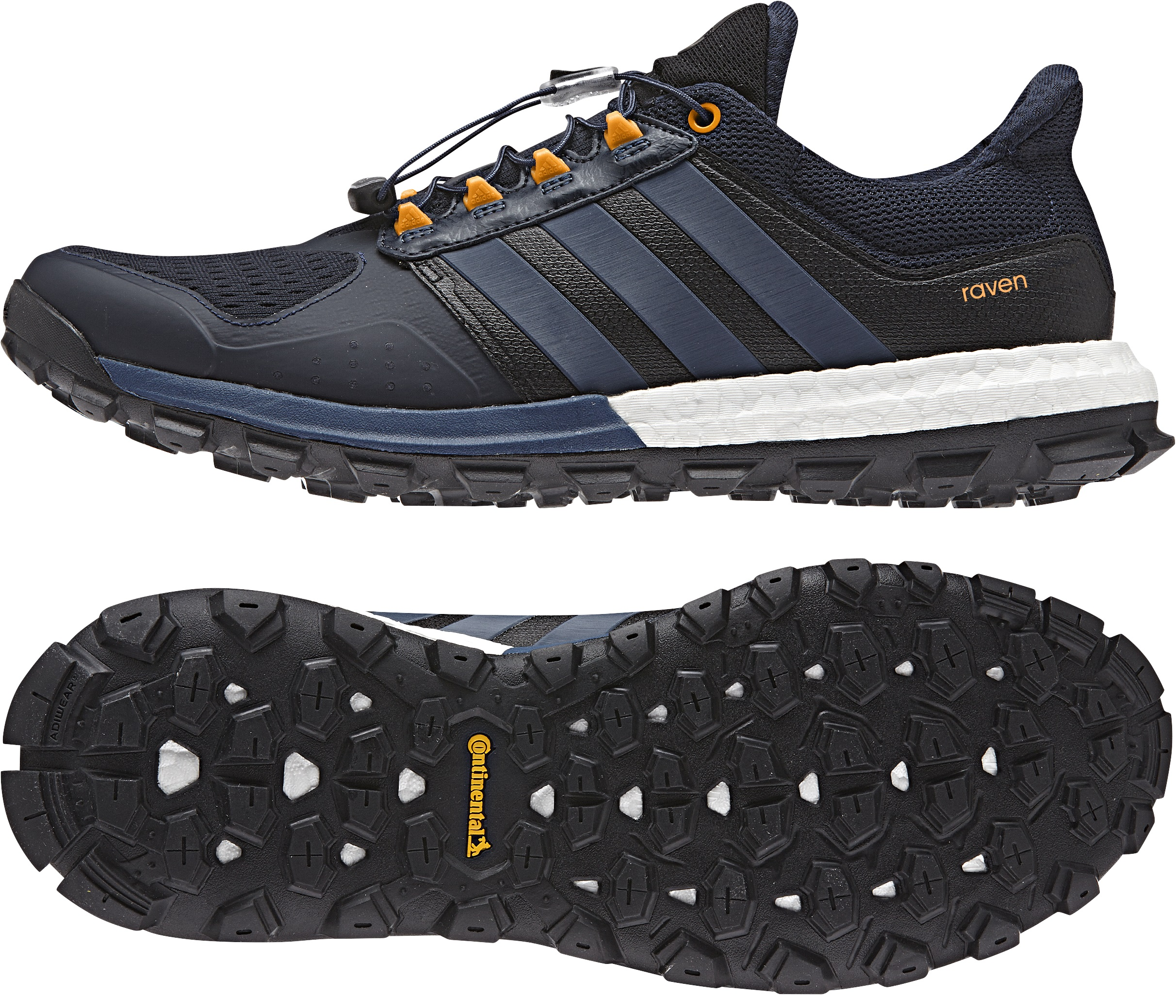Test : Raven d'Adidas par Nicolas – Run, Fit & Fun