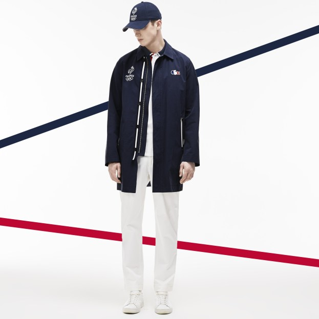 001_LACOSTE_FRANCE_OLYMPIQUE_2016_TENUE_CEREMONIE