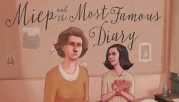 Pre-order MIEP AND THE MOST FAMOUS DIARY for PickUp