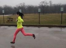 Forefoot Running Shin Splints
