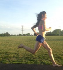 Barefoot Running Technique