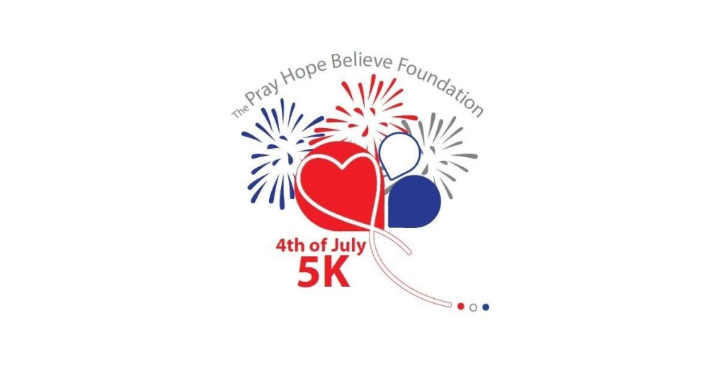 Pray Hope Believe 5K