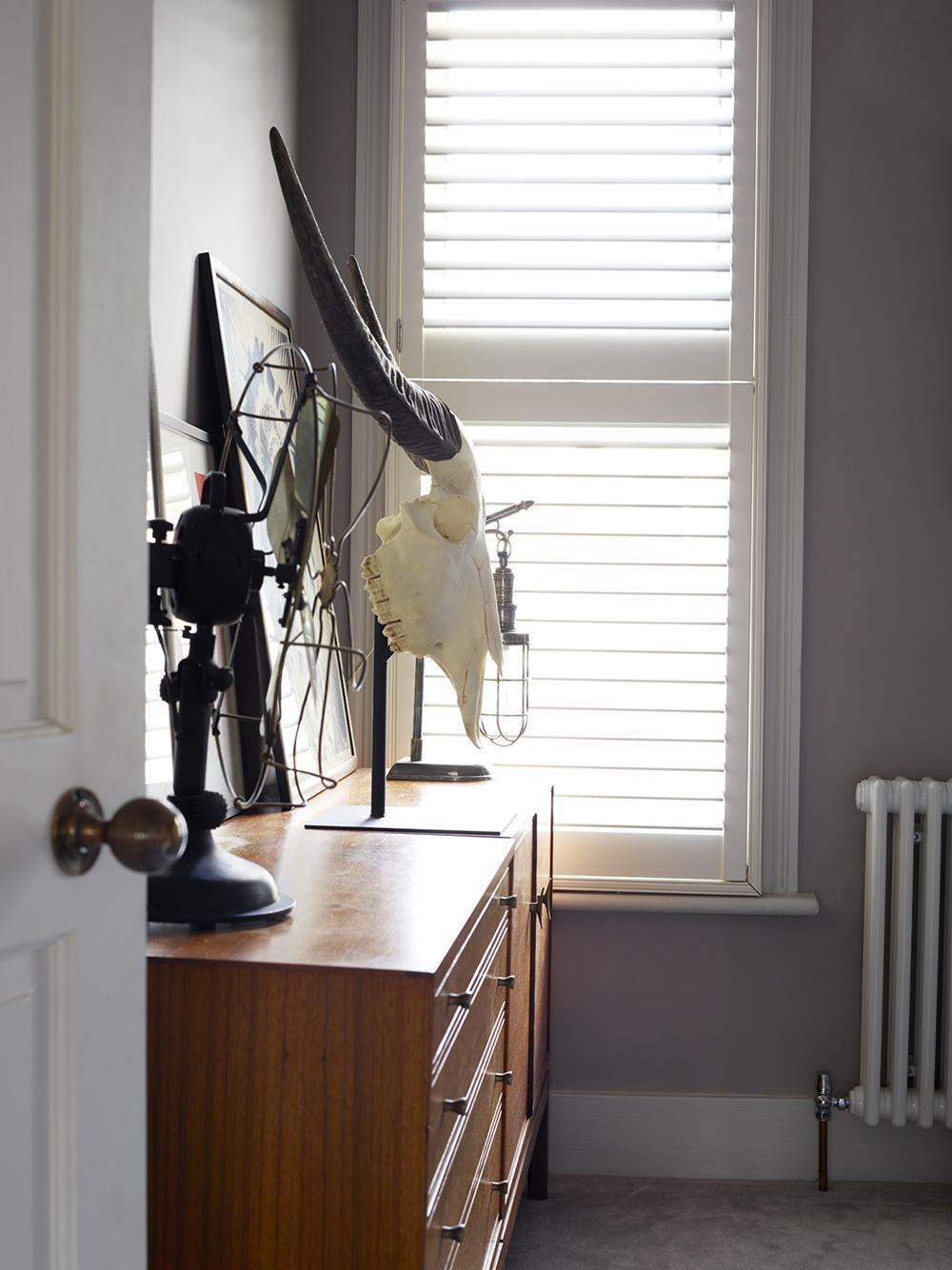Interior Design West London Master Bedroom Farrowandball