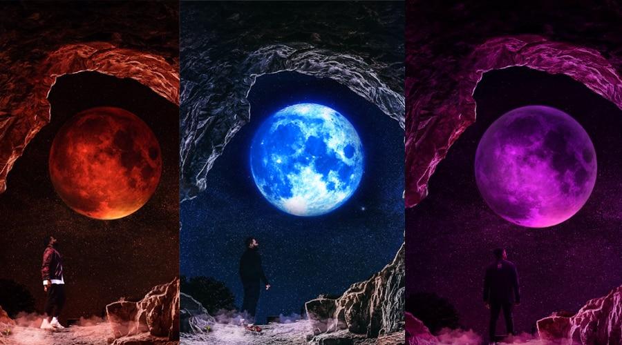 SSKYRON confère une troisième dimension à son projet lunaire avec Purple Moon