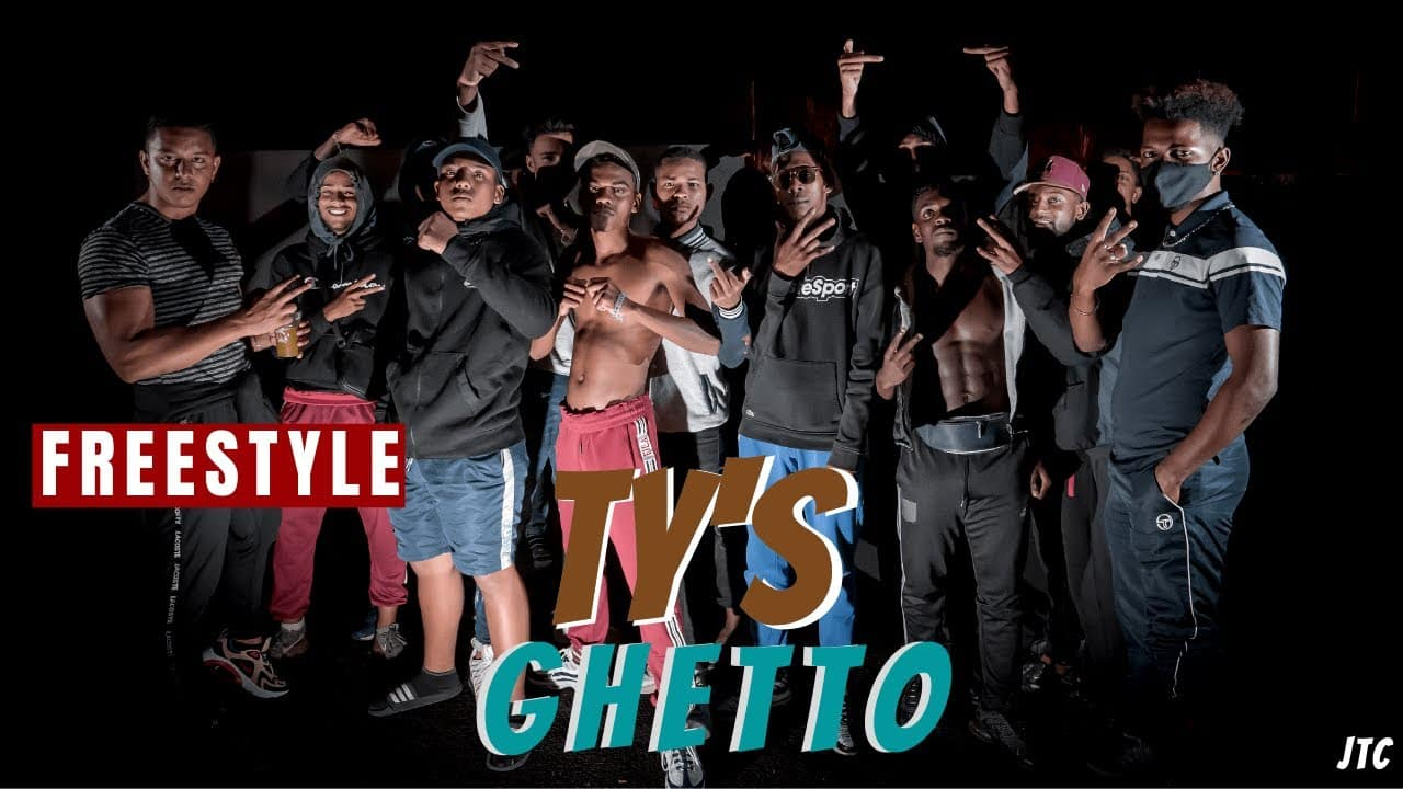 "TY'S | RG FreeStyle ""Ghetto"""