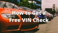 How A Free Check VIN Number Service Can Save You Money