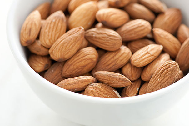 Almond healthy snack