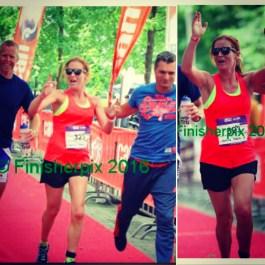 ICAN triatlon met Relay teamgenoten