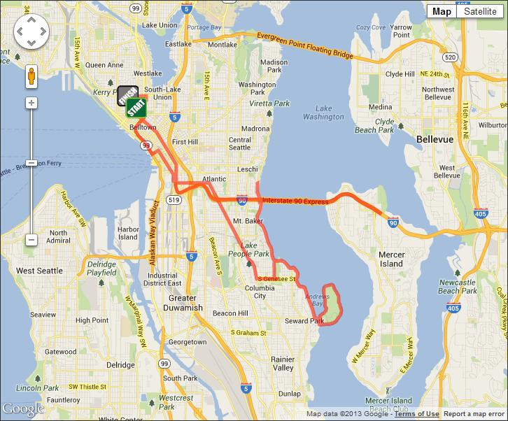 Rock \'n\' Roll Seattle Marathon 2017/2018 Date, Registration, Course ...