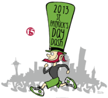 St. Patrick's Day Dash