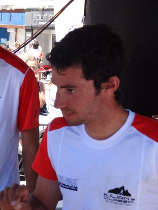 Kilian Jornet - Trail Font-Romeu 2012