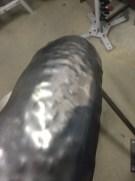 formage garde boue harley davidson fabrication pièce moto réunion