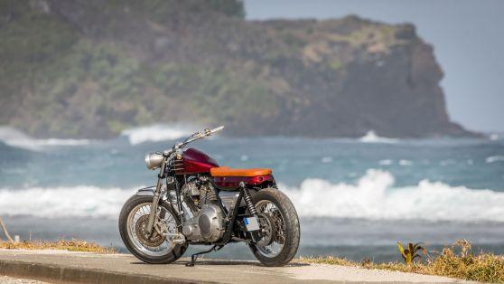 Harley Davidson FXR By Run Iron Works