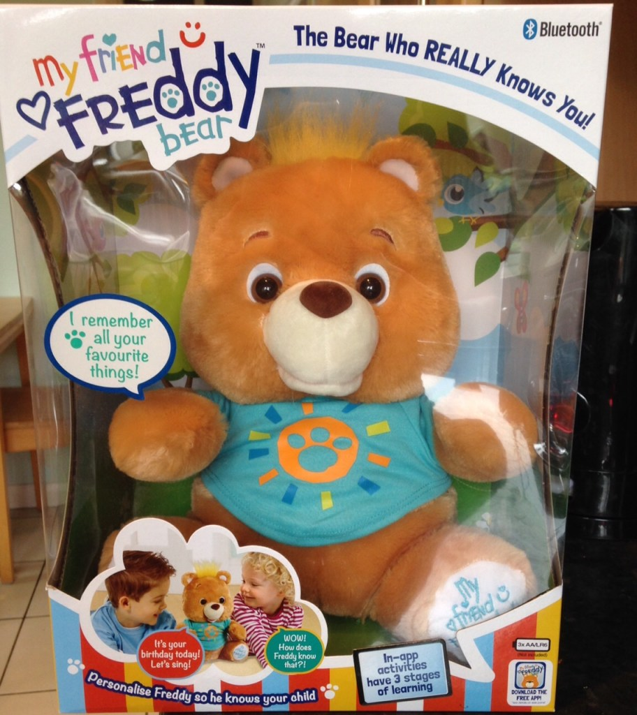 My Friend Freddy Bear – REVIEW