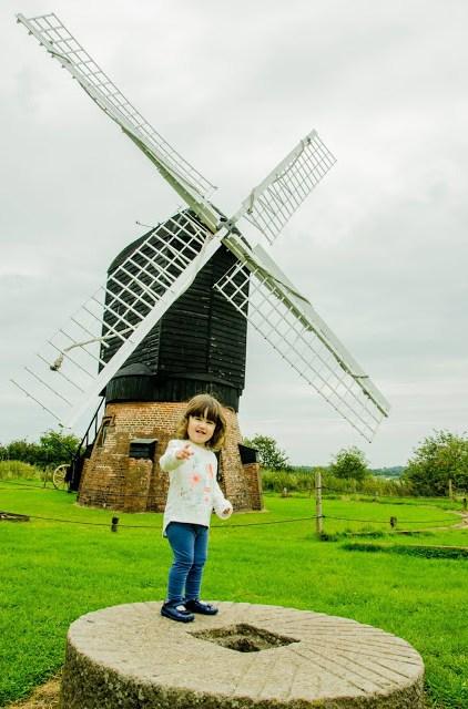 windmill at Avoncroft