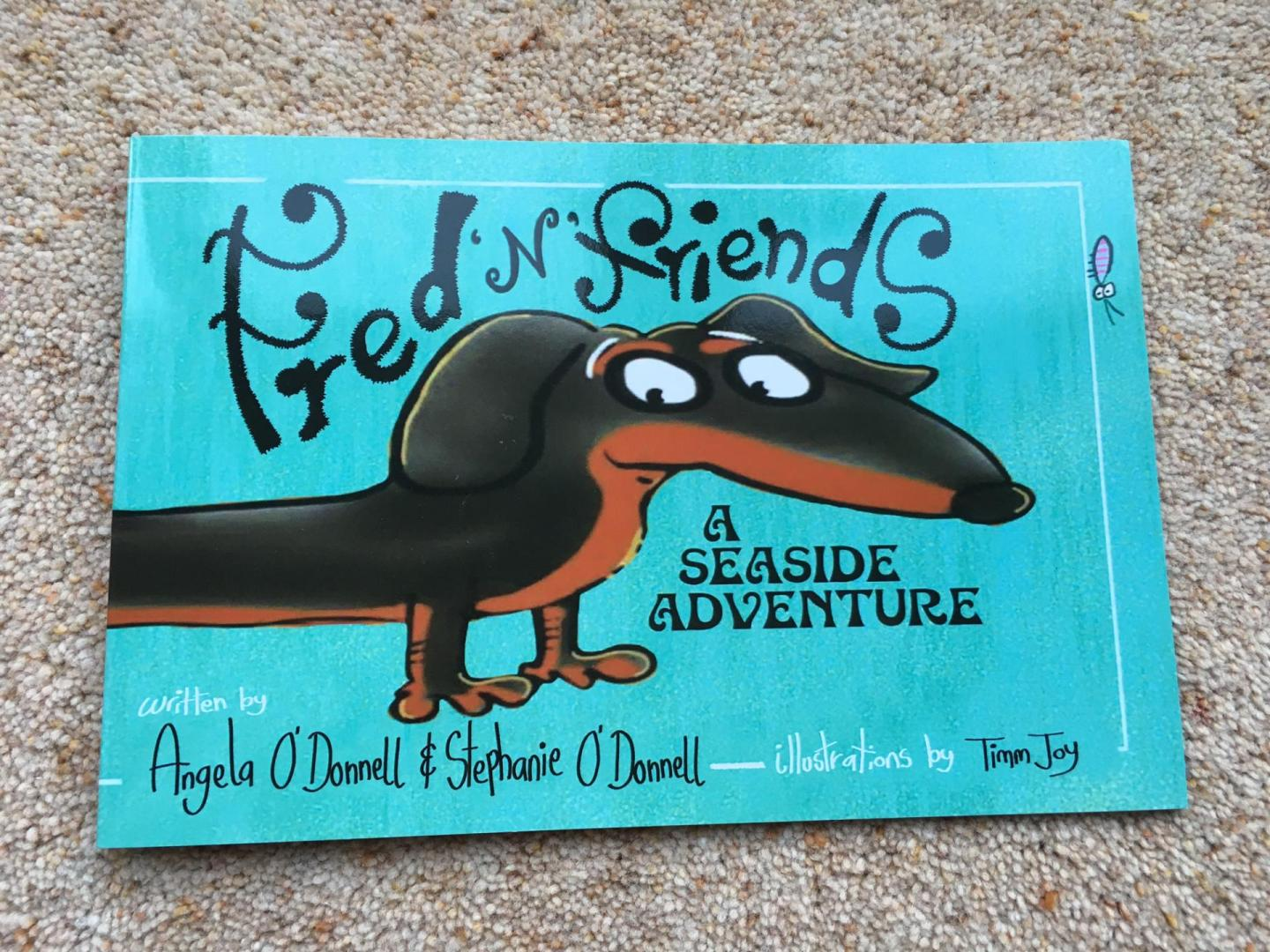 Fred 'n' Friends Book – REVIEW