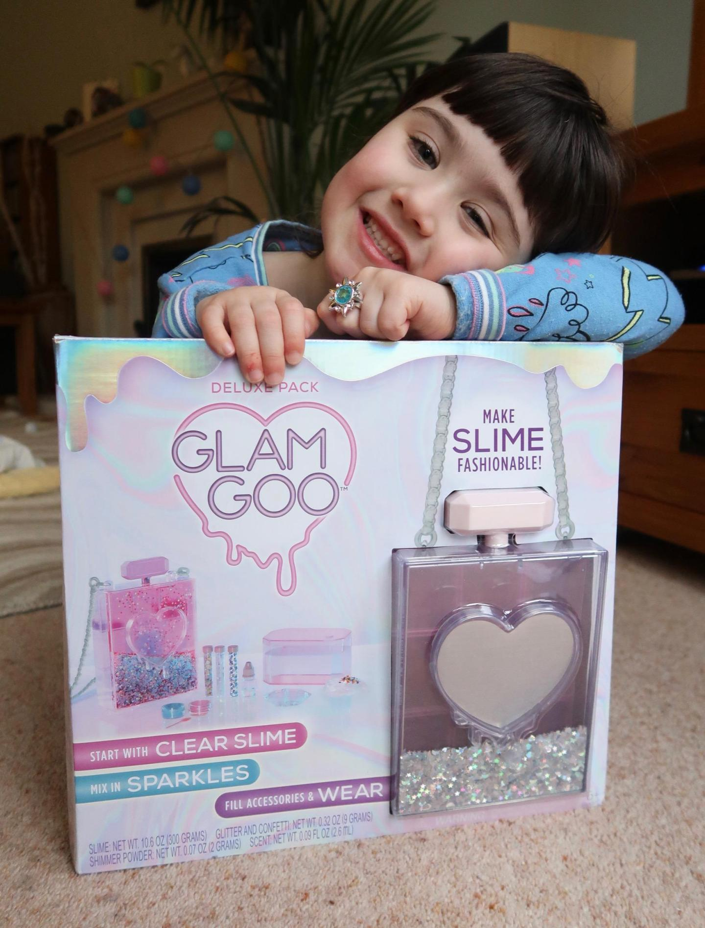 girl with glam goo deluxe set