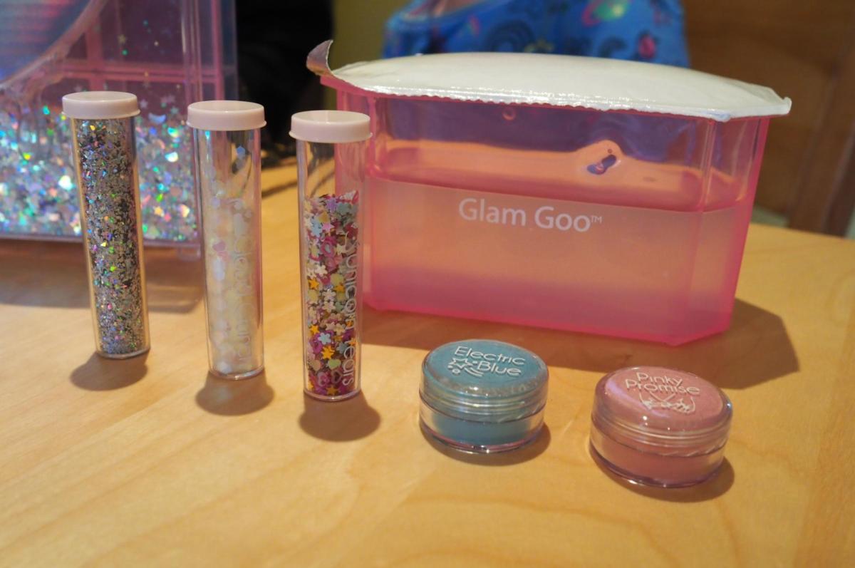 glam goo kit