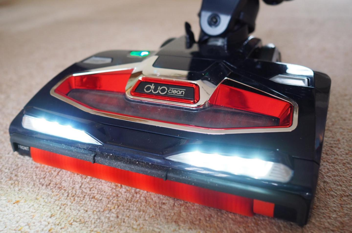 Shark DuoClean NV801UKT Bagless Vacuum Cleaner from AO – REVIEW