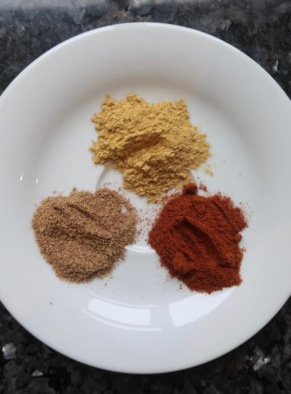 For Aisha – Recipes for the Family