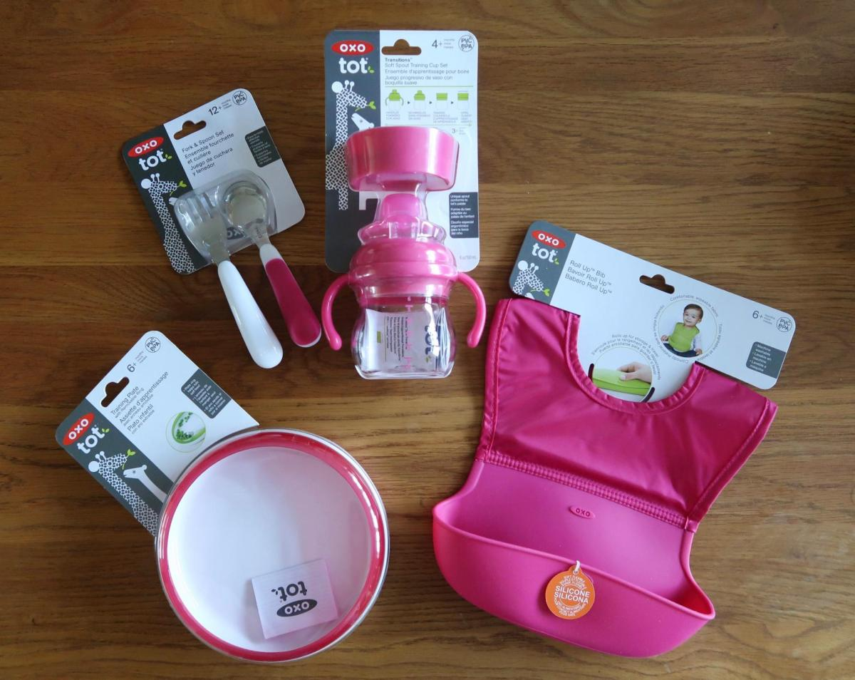 oxo tot weaning products