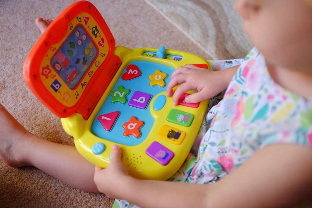 Peppa Pig Laugh and Learn Laptop *REVIEW**